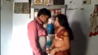 Dehati housewife xxx sex with devar at home