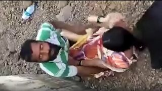 Hot kannada lady sex with watchman caught