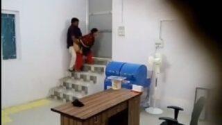 Gujarati bhabhi having ass sex in office