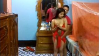 Hot marathi girl sex mms video with servant