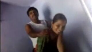 Cute and hot indian wife ass sex at home
