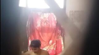 Sexy desi village girl porn caught on camera