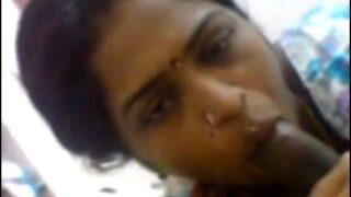 Chennai hot aunty lovely blowjob video