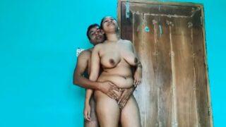 Desi porn of hot bhabhi getting stripped