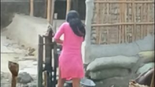 Desi village girl bathing mms in hidden cam
