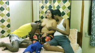 Neighbor indian aunty xxx group sex